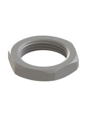 Kontramatica PG07, plast, svetlo šedá RAL7035